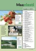 2/2013 - ProAgria Oulu - Page 3