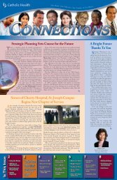 In This Issue2 3 4 5 6 7 8 - Catholic Health System