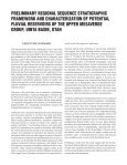 Preliminary Regional Sequence Stratigraphic Framework and ... - Page 6