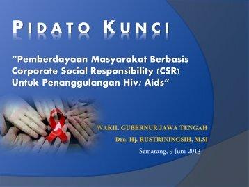 CSR HIV AIDS.pdf - Biro Humas