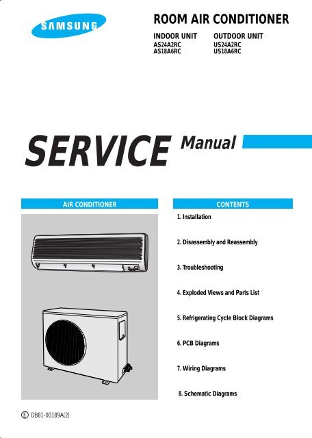 Service Manual - Quietside