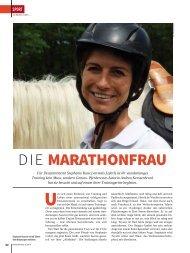 Marathonfrau
