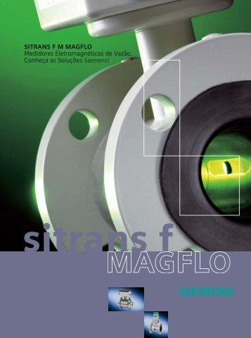 SITRANS F M MAGFLO Medidores Eletromagnéticos de ... - Digitrol