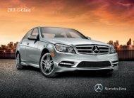 2011 C-Class Brochure - Mercedes-Benz USA