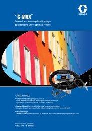 300696D , °C-MAX™ Graco airless varmesystem til slanger