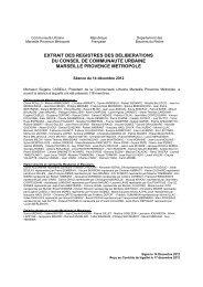 Lire la délibération d'approbation définitive du PLH - Habiter-mpm.info