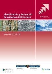 Identificación y Evaluación de Aspectos Ambientales - Ihobe