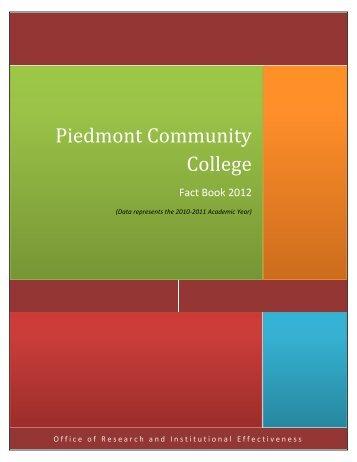 Caswell - Piedmont Community College