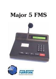Major 5 FMS - Funktronic