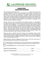 Medical Form-Consent and emergency info-TO PRINT DOUBLE ...