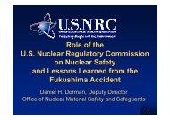 What We Do: Reactors
