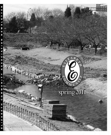 Spring - Elizabeth Community