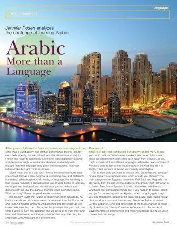 LangMag_July06_36_37.qxd (Page 1) - Language Magazine