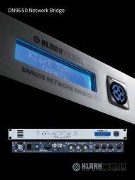 DN9650 Network Bridge - Midas