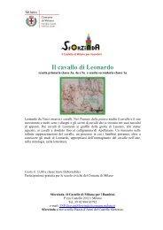 Il cavallo di Leonardo - Castello Sforzesco