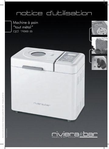 machine a pain fmp901 notice d 39 utilisation supertoinette. Black Bedroom Furniture Sets. Home Design Ideas