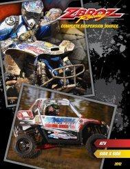 ATV SIDE X SIDE - ZBROZ Racing