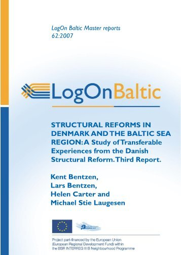 A Study of Transferable Experiences from the - The Baltic Sea ...