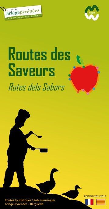 Routes des Saveurs - CCI Ariège
