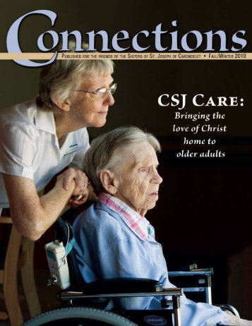 Connections Fall/Winter 2010 (PDF) - Sisters of St. Joseph of ...
