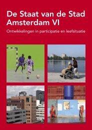 De Staat van de Stad Amsterdam VI - Onderzoek en Statistiek ...