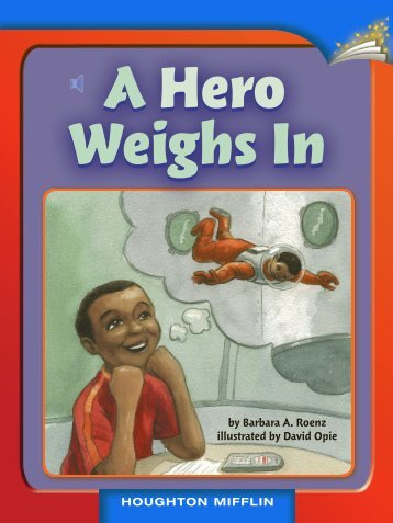 Lesson 25:A Hero Weighs In