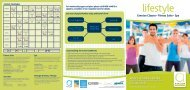 information on classes available here and the ... - Zing Somerset