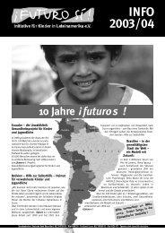 INFO 2003/04 - Futuro Si