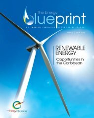 Blueprint Issue #2 - The Energy Chamber of Trinidad and Tobago