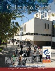 Sumer and Fall 2011 CSU-Pueblo Alumni Association Magazine