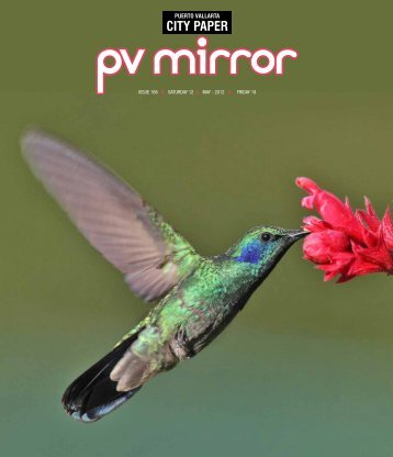 SATURDAY 12 FRIDAY 18 ISSUE 186 MAY - 2012 - pvmcitypaper