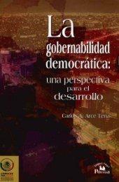 LA GOBERNABILIDAD DEMOCRÁTICA - Acceso al sistema