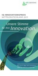 pdf 2.67 mb - IQ Innovationspreis Mitteldeutschland