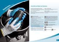 Vorschriften und Regeln zum Handschutz 45