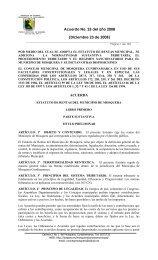 Acuerdo No. 25 del año 2008 - Zona Franca de Occidente