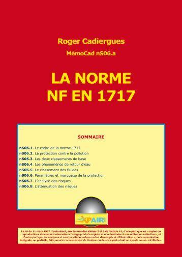 L quipement minimal p - Norme europeenne en 13241 1 ...