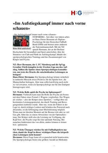 lesen... - Hochschule Ismaning.
