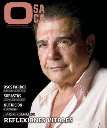 REVISTA DE OCIO, SALUD Y CALIDAD DE VIDA Semana del 2 al 8 ...