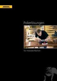 Polierlösungen für Holzoberflächen.pdfDownload - Mirka