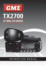 TX2700 - GME