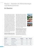 Healthcare in Bavaria - Der Cluster - Seite 6