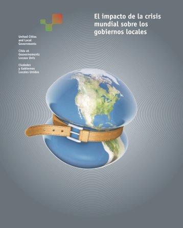 El impacto de la crisis mundial sobre los gobiernos locales - fenamm
