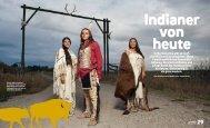 In Nordamerika gibt es noch drei Millionen Ureinwohner ... - ZEIT Leo