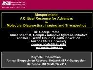 A Crucial Resource for Advances in Molecular Diagnostics, Imaging ...