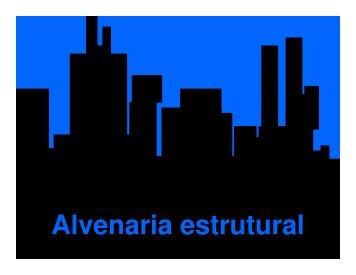 Alvenaria estrutural - Chasqueweb.ufrgs.br
