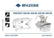 RINGFEDER® 4040 AM, 4045 AM, 5050 AM, 5055 AM - Ringfeder.de