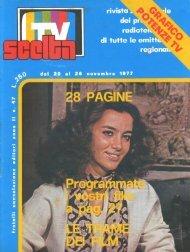 Scelta TV anno02 n47