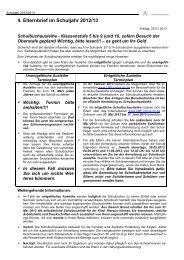 4. Elternbrief 2012/2013 - Anne-Frank-Realschule plus