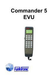 Commander 5 EVU - Funktronic