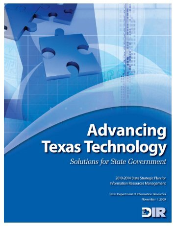 Advancing Texas Technology: Solutions for State Government